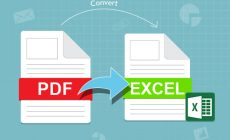 How To Conveniently Convert PDF Files to Excel