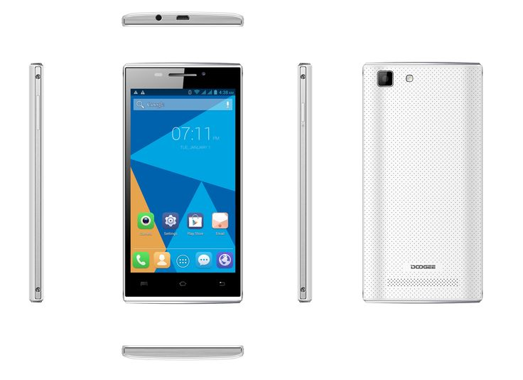 Doogee Turbo-mini F1 Specs Review and Price