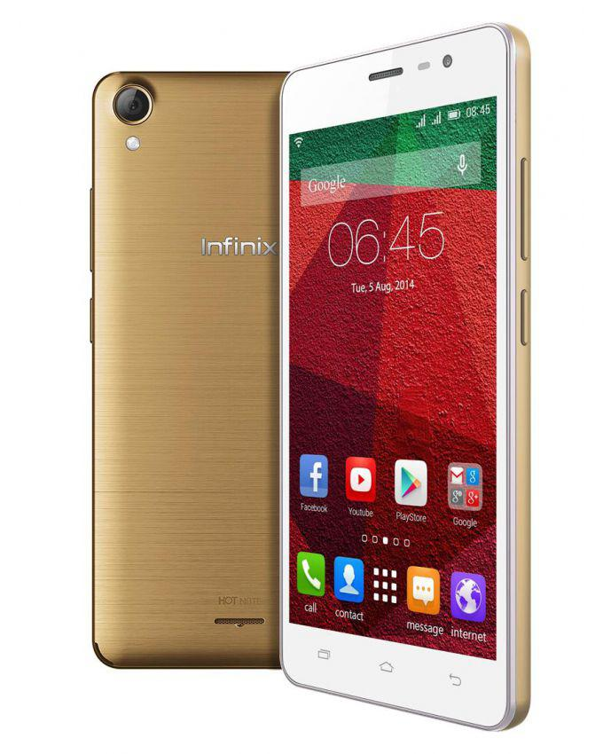 Infinix Hot Note Pro Specs Review and Price