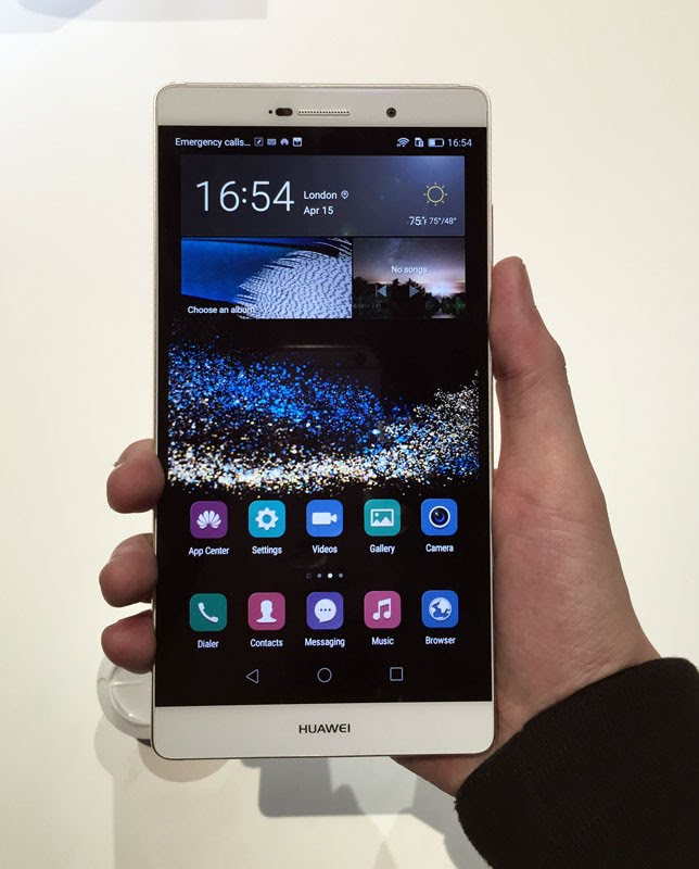 Huawei P8 max Specs Review and Price