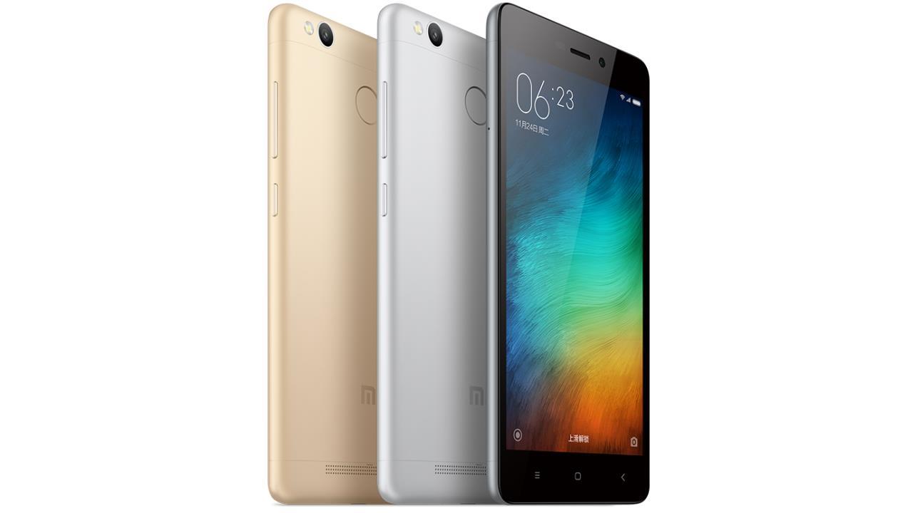 Xiaomi Redmi 3s Prime Specs Review and Price