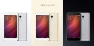 Xiaomi Redmi Note 4G Specs Review and Price