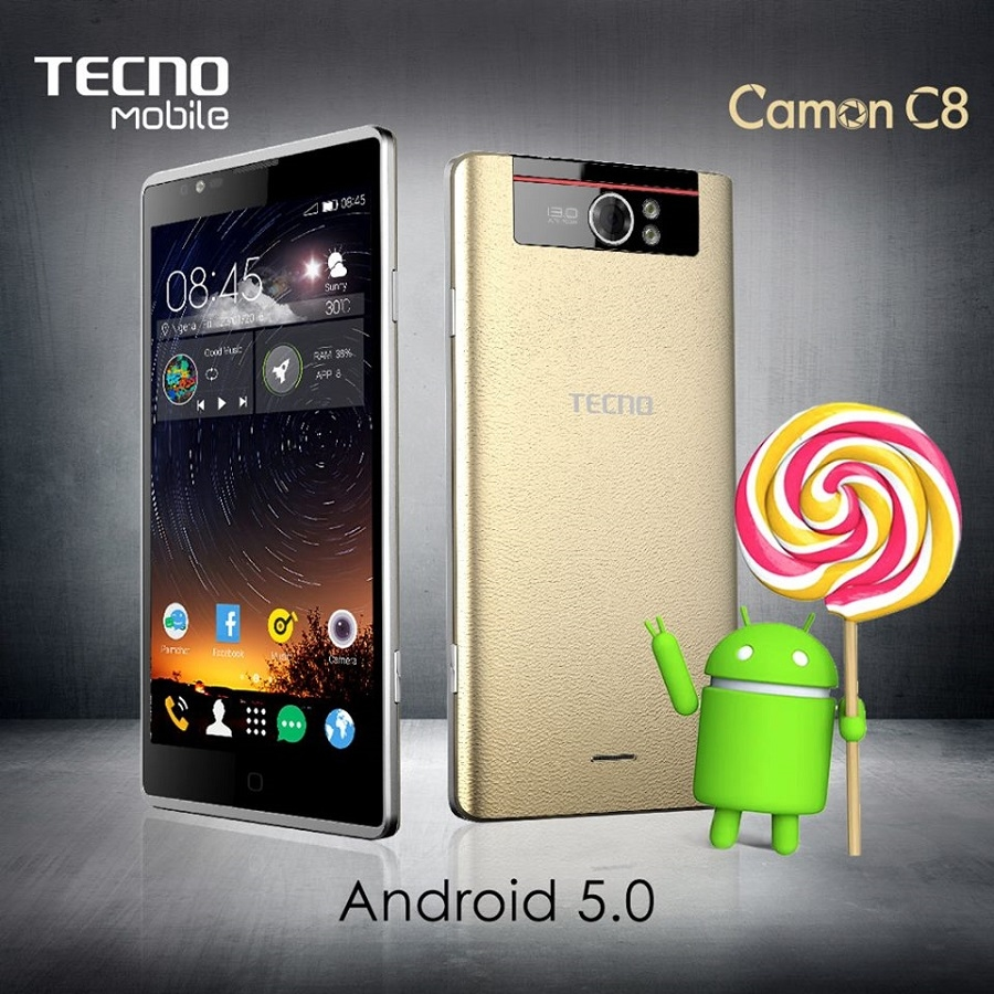 Tecno Camon C8 Specs Review and Price