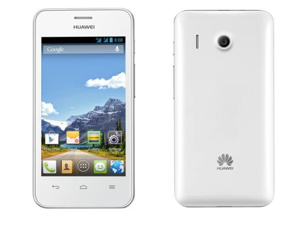 Huawei Ascend Y320 Specs Review and Price