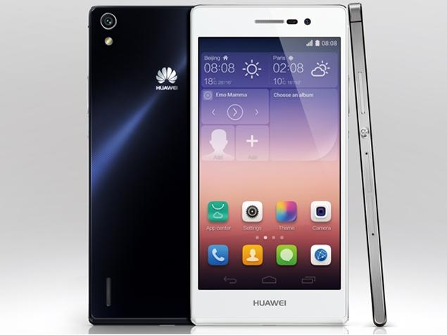 Huawei Ascend P7 Sapphire Edition Specs Review and Price