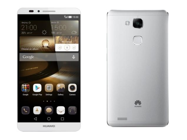 Huawei Ascend Mate7 Specs Review and Price