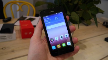 Huawei Ascend Y550 Specs Review and Price