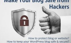 5 Simple Tricks to Keep Your Blog Secure