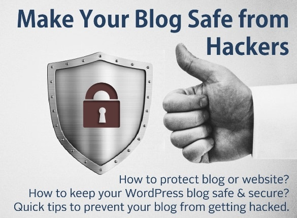 Prevent wordpress hack