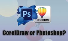 CorelDraw Vs PhotoShop! Which Is Better to Learn?
