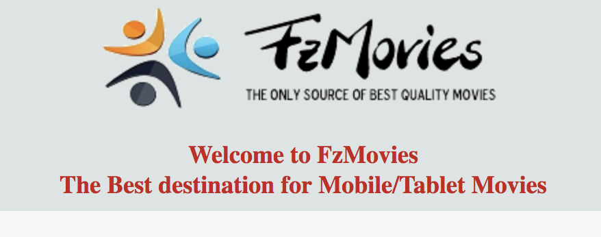 FZmovies logo and review