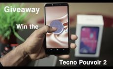 GIVEAWAY: Win the NEW Tecno Pouvoir 2 Android Phone Now