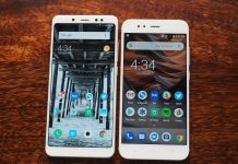 Xiaomi Redmi Note 5 Pro and Mi A1
