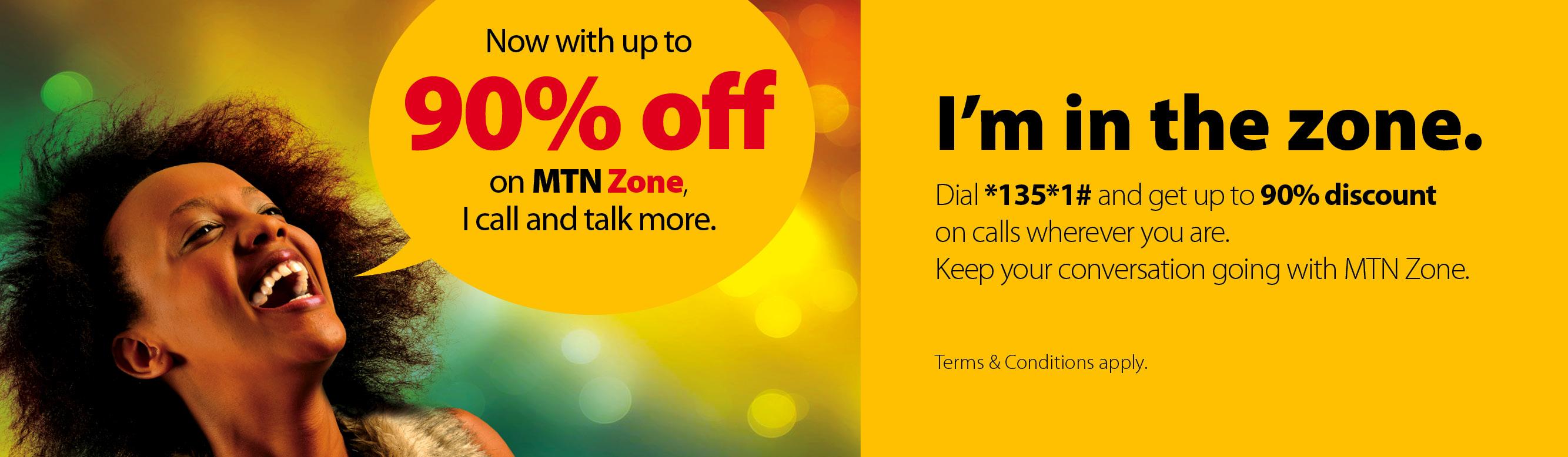 MTN Zone Tariff Plans