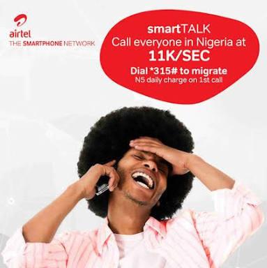 Airtel Smart Talk